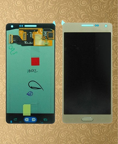 A5 Gold LCD