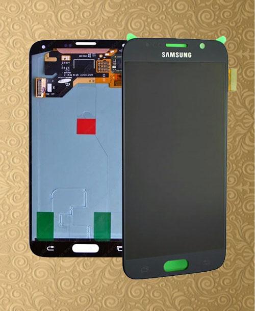S6 LCD Black