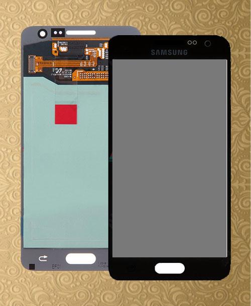 Samsung A3 LCD Digitizer Black
