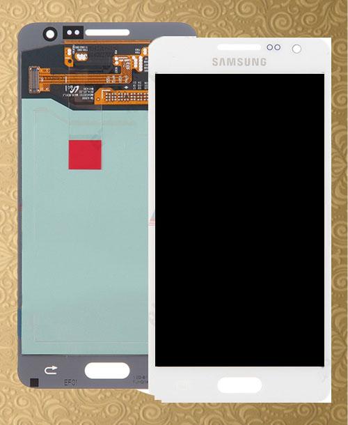 Samsung A3 LCD Digitizer White
