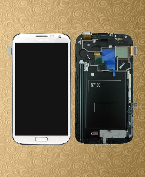Samsung Galaxy Note 2 LTE LCD with Digitizer 1