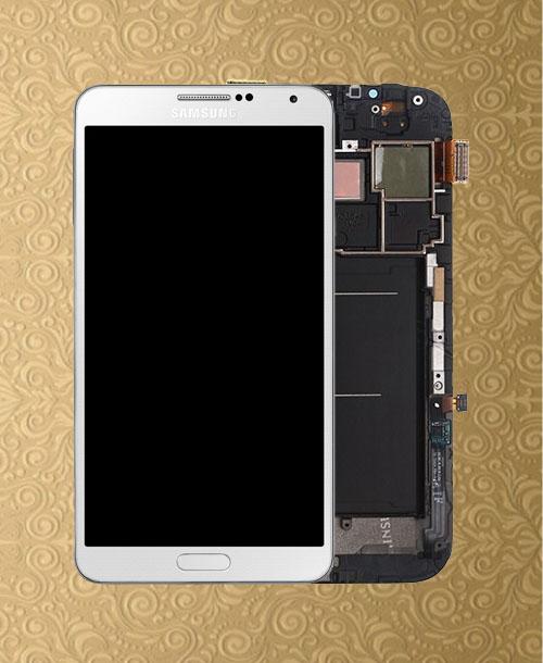 Samsung Note 3 N9000 LCD Digitizer White
