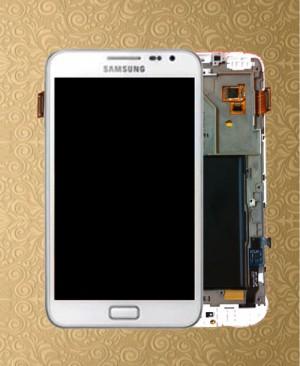 Samsung Note I N7000 LCD White