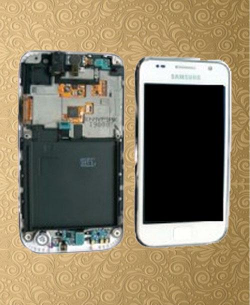 Samsung S4 I9000 LCD Digitizer White