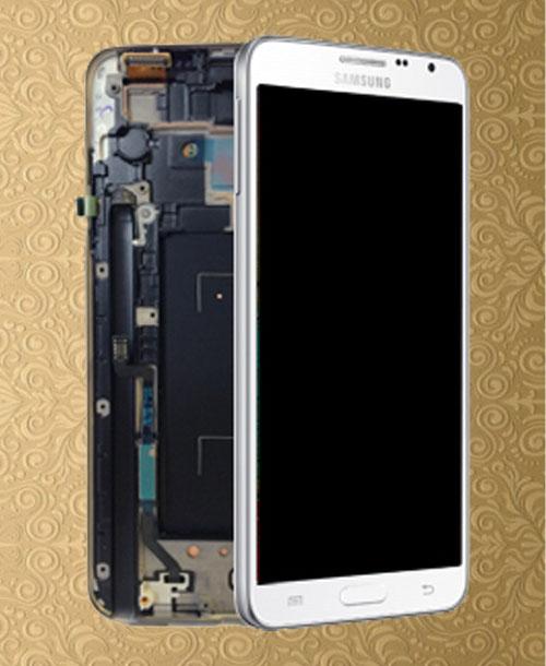 White Note 3 LTE Neo